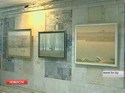 Выставочная галерея Белтелерадиокомпании открывает новый сезон