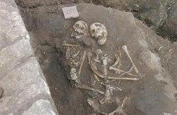 Болгарские археологи раскопали очередного вампира
