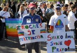 26 октября в Подгорице состоятся гей-парад и марафон