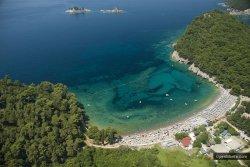 В августе Черногорию посетили более полумиллиона туристов