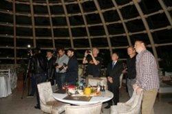 Лучшие путешественники мира на конгрессе в Грозном