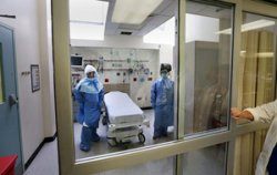 На чешском курорте туриста эвакуировали с подозрением на лихорадку Эбола