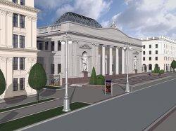Через 5 лет Национальный художественный музей сможет похвастать четырьмя обновленными корпусами