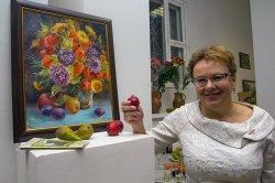 От Гурзуфа до Сутоморе: в Минске открылась выставка странствующей художницы