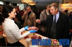 Около 100 российских журналистов посетили Витебщину в рамках пресс-тура