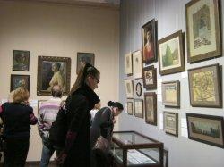 Художественный музей приглашает на выставку «100 произведений за 100 лет»