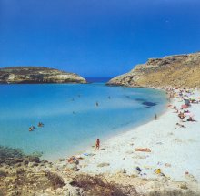 До декабря на Сицилии будет погода, «как на Карибах»