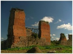 Мужчина стал свидетелем полтергейста в окрестностях Кревского замка