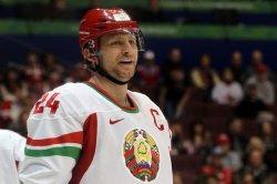 В Музее современной белорусской государственности открылась выставка, посвященная сборной по хоккею