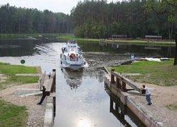 Вблизи Августовского канала появится парк живой природы
