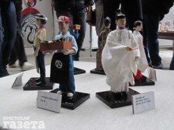В музее «Берестье» открылась японская выставка