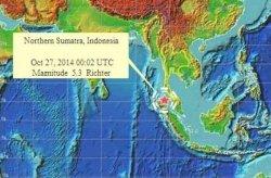 Туристы на Пхукете обеспокоены землетрясением на Суматре