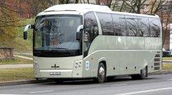 Дополнительные автобусы из Минска в Белосток и Киев пустят с 6 ноября