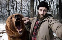 Служба охраны лесов США запретила селфи с медведями
