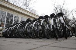 В 2015 году в Москве для велосипедистов выпустят путеводители на семи языках