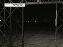 В Дахау украли часть ворот концлагеря с надписью «Труд освобождает»