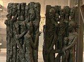Самая большая бронзовая скульптура Беларуси станет символом мемориального комплекса «Тростенец»