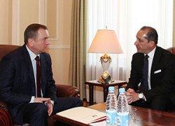 Посол Эквадора начинает работу в Беларуси