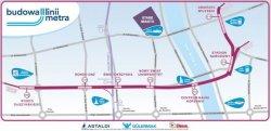 Президент Варшавы: к Рождеству будет открыта вторая линия метро