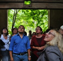 Глеб Лабадзенка: «На аўтарскіх экскурсіях спадзяюцца пачуць што-небудзь адметнае»