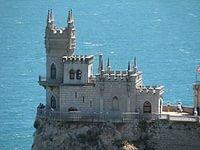 На Ласточкино гнездо в Крыму претендует наследник русского графа