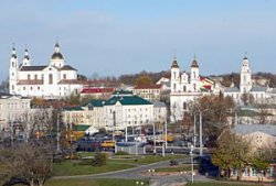 Бесплатные экскурсии по историческому центру города проходят в Витебске по субботам