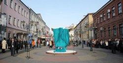 Сова и бульдог появились на Советской улице Бреста (+ фото)