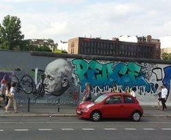 В Германии проходят основные торжества по случаю 25-летия падения Берлинской стены (+ видео)