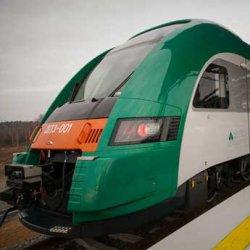 В Национальный аэропорт Минск отправился первый поезд (как это было)