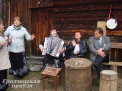 В Свислочском районе, в самом сердце Беловежской пущи, открылся музей одного дома
