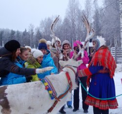 Белорусские турагенты побывали за полярным кругом: Лапландия впечатлила всех!