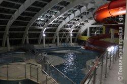 Гомельские любители аквапарков пока отправляются в Жлобин
