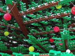 В Праге установят огромную елку из Lego