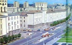 На площади Якуба Коласа в Минске ожидаются перемены