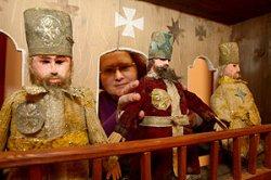 В усадьбе Огинских Залесье в 2015 году проведут международный фестиваль театров-батлеек
