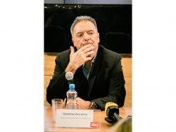 Голливудская знаменитость Арманд Ассанте хочет снять фильм о Беларуси