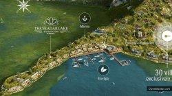 На Скадарском озере (Черногория) построят экокурорт Porto Skadar lake