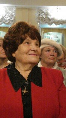 Поздравляем Софью Цецохо с 50-летием работы в туризме!