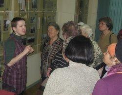 Экскурсия в Литературный музей П. Бровки