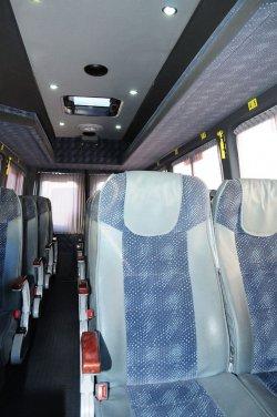 Расписание и стоимость проезда на маршрутном такси в Белосток