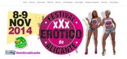 Эротический фестиваль в Аликанте посетило более 9000 человек