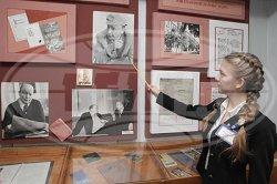 Школьный музей А. Кулешова работает на родине поэта