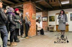 Браслав: у музеі традыцыйнай культуры адкрылася выстава жывапісу, прысвечаная Язэпу Драздовічу