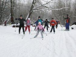 В ближайшую субботу в «Силичах» откроется трасса для лыжников-новичков