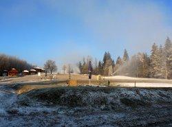 Горнолыжный комплекс «Логойск» готовится к открытию зимнего сезона