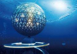 Японцы создадут подводный город «Океанская спираль»