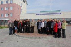 Строительная площадка Белорусской АЭС стала туристическим объектом