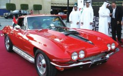 Два новых рекорда Книги Гиннесса установлены на Дубайском автомобильном фестивале