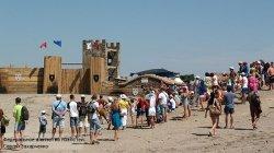 Количество белорусских туристов в России выросло на 28%
