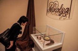 4 декабря в Национальном историческом музее представят шоколадную карту Беларуси